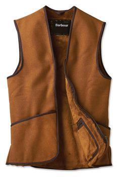 Just found this Fleece Vests For Men - Barbour%26%23174%3b Warm Pile Waistcoat Zip-In Liner -- Orvis on Orvis.com!