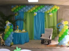 Baby Shower Boy Fiestaideas