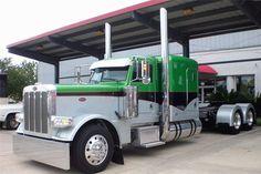 Custom Big Trucks | Keys: 2008-peterbilt-389 , big-rigs , trucks , cars