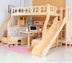 Les 26 designs les plus fous de chambres à coucher pour les enfants - Images - Maisons Etc.