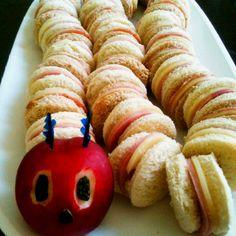 For our preschool potluck