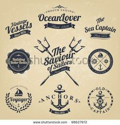 Google Image Result for http://image.shutterstock.com/display_pic_with_logo/579439/98627972/stock-vector-set-of-vintage-retro-nautical-badges-and-labels-98627972.jpg