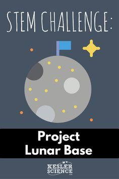 Participate in a NASA contest to win a million dollars! Design a lunar base to prove humans can create a sustainable habitat on other planets. Engage your students with an interactive STEM challenge. These activities are fun, hands-on learning experiences for middle school and upper elementary school kids. Lessons include engineering, math, science, physics, problem solving, & teamwork building ideas for the classroom. Inexpensive items needed. Project is TEKS & NGSS aligned. 5th 6th 7th 8th…