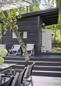 Suomalaisten lomahaaveisiin kuuluu rantasauna tai saunamökki. Meidän Mökki valitsi kymmenen erilaista saunaa, joilla kaikilla on mielenkiintoinen tarina. Nauti tunnelmasta ja poimi parhaat ideat!