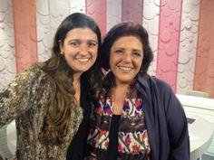 Sem Censura - TV Brasil - Fernanda Belém and Leda Nagle