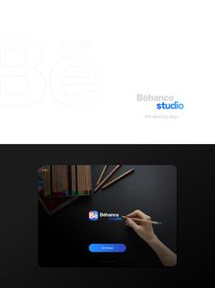 Behance Studio is a desktop application for behance showcase network, you can design your project presentation easily and smoothly as you are using photoshop or any design desktop application.