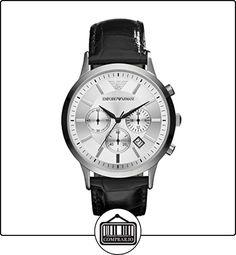 Emporio Armani Renato - Reloj de pulsera de  ✿ Relojes para hombre - (Gama media/alta) ✿