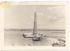 Towers of Cádiz 1958