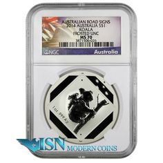 2016-P Proof $1 Silver National Park Service 100th Anniversary NGC PF69UC ER