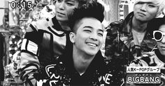 Taeyang gif his laugh is contagious watch dae & top
