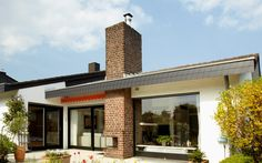 Dom w Aachen, Niemcy. Produkty: SGG CLIMAPLUS. #glass #architecture #glass_for_home