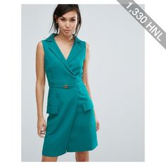 Vesper Tailored Sleeveless Dress