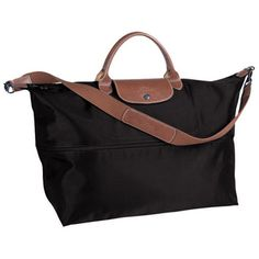 Longchamp Le Pliage travel bag - looks like an amazing carry-on bag, it