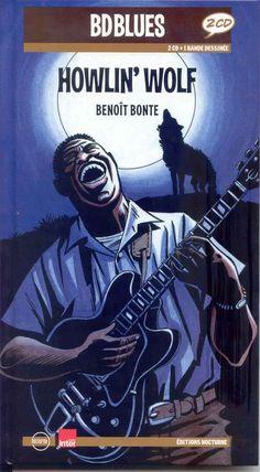 Howlin' Wolf. #posters #musicart http://www.pinterest.com/TheHitman14/music-poster-art-%2B/