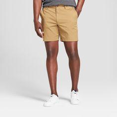 Weatherproof Vintage Mens Print Flat Front Casual Shorts