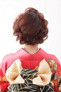 「なりたいアレンジきっと見つかる!おしゃれ大人気☆成人式ヘア・メイク・帯カタログ」のまとめ枚目の画像