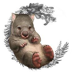 Wombat_Artwork