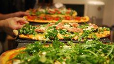 FRANCE - Paris - Green Pizz | 8 rue Cadet 9e | Restaurants & Cafés | Time Out Paris