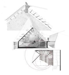 Alexandre Braleret Art Community Center #drawing #architecture #design #illustration #art #sketch http://ift.tt/2hN4nwE architecture drawing illustration art sketch
