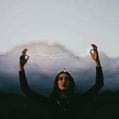 Lightning Summoning - Power to call/summon lightning.