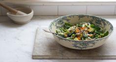 very good! ____ Kale Market Salad