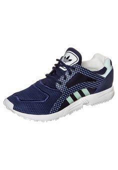 adidas Originals RACER LITE - Baskets basses - dark blue/mint - ZALANDO.FR
