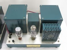 Shindo WE 300B Power amplifier