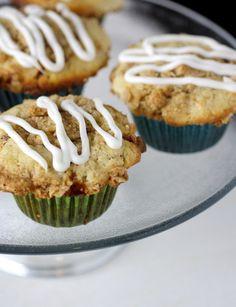 sinful cinnamon muffins