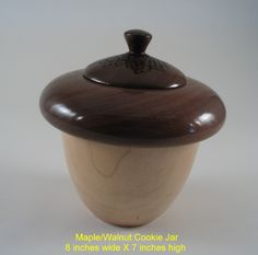 This Is Gorgeous Picture Acorn Cookie Jar