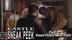 """Castle 7x22 Sneak Peek # 1 """"Dead From New York"""" (HQ) Caskett Dancing   Featuring Carly Rae Jepsen"""