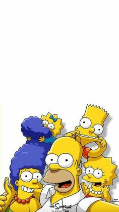 the simpsons wallpaper Simpson Wallpaper Iphone, Cartoon Wallpaper Iphone, Cute Cartoon Wallpapers, Disney Wallpaper, Simpsons Party, Simpsons Cartoon, Cartoon Tv, Sneaker Shop, Simpsons Drawings