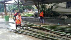 Pengolahan bambu