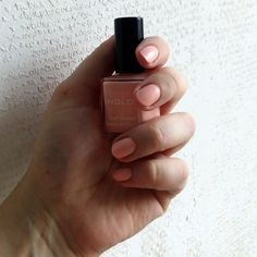 INGLOT Matte Pale Pink Polish 718