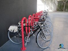 The Line hotel los angeles and Linus bikes - Google Search