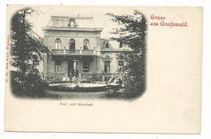 AK Greifswald Sool und Moorbad um 1900   eBay
