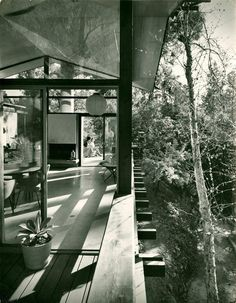 Booth House, L.A. 1956 By Wayne Williams And Whitney Smith