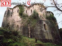 Monasterio de Carboeiro (Románico Siglo XII) Carboeiro Monastry's (XII Century), located in Silleda (Pontevedra) Galicia region - Spain.