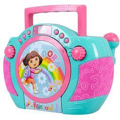 Dora The Explorer Boombox - DE03