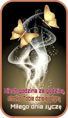 Dobrego dnia życzę Good Night, Good Morning, Pray, Nostalgia, Humor, Christmas Ornaments, Holiday Decor, Funny, Quote