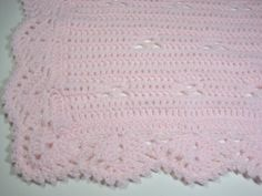 Crochet Baby Blanket Baby Girl Baby Boy Baby di AfghansForBabies