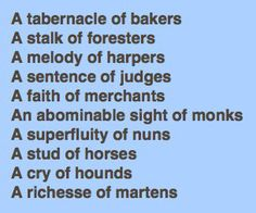 Rosemary Sutcliff (@rsutcliff)   Some Collective Nouns from the Middle Ages! Newspaper Obituaries, Collective Nouns, Historical Fiction, Middle Ages, Sentences, Literature, Writer, Encouragement, Frases