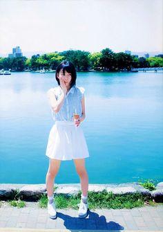 (2) Gravure 48 - MODEL : MIYAWAKI SAKURA (1998) AKB48 TEAM A / HKT48...