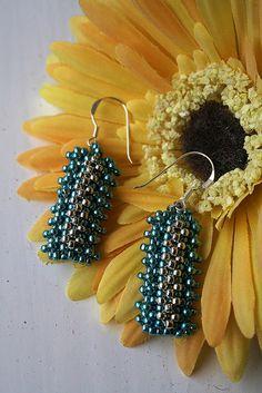RAW earrings