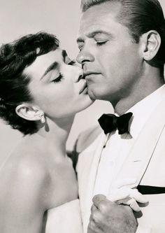 Audey Hepburn - Sabrina Movie Still