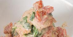 Get The Recipe: Creamy Garlic Chicken | Cooking Panda