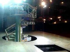 Billy Elliot Stage Machinery