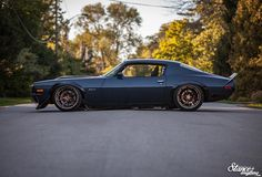 My first encounter with Miro's Camaro was unfinished, cut up, and aired out sitting insideCyrious Garageworks, and even in that very unfinished state it wasobvious something incre…