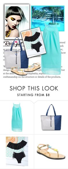 """""""Rosegal"""" by sabine-rose ❤ liked on Polyvore"""