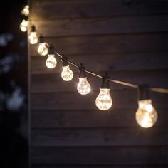 Give your garden a wonderful ambiance with the Festoon LED Outside Lights from Garden Trading, available in 2 sizes offering either 10 or 20 bulbs. Led Outside Lights, String Lights Outdoor, Hanging Lights, Outdoor Lighting, Festoon Lights, Outside Garden Lights, Garden Lighting Ideas, Outdoor Mirror, Led Garden Lights