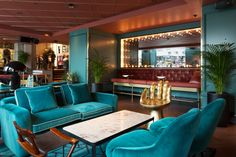 This year, our Haymarket by Scandic is nominated by the prestigious Wallpaper Magazine in their yearly award Best Urban Hotel. Being the only hotel nominated in the Nordics we feel really proud! The winner will be announced in Wallpaper's December issue. Haymarket Hotel, Swedish Design, Scandinavian Design, Hotel Lounge, Bar Lounge, Estilo Art Deco, Interior Design Images, House Of Beauty, Stockholm